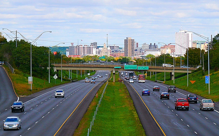 Cedar Rapids Freeway